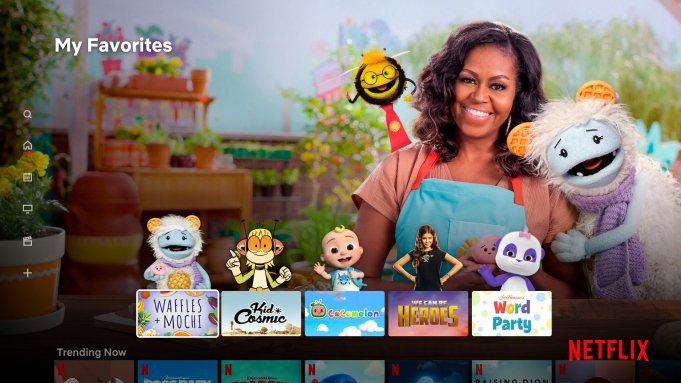 Netflix Gives Its Kids Profiles A New Look