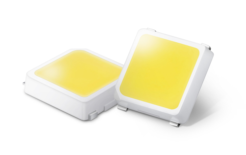 Samsung's New Mid-Power LED Integrates Unsurpassed Light Efficacy With Outstanding Color Quality