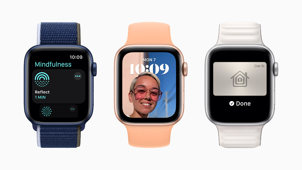 watchOS 8 Brings New Access, Connectivity, And Mindfulness Features To Apple Watch