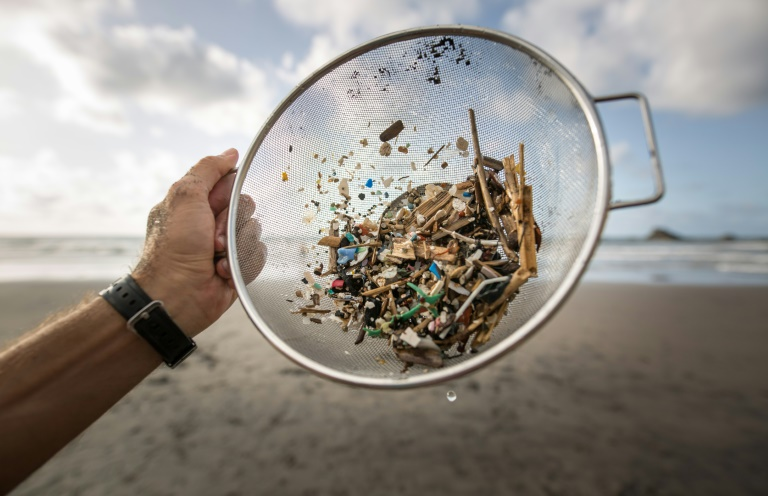 Scientists Use NASA Satellite Data To Track Ocean Microplastics From Space