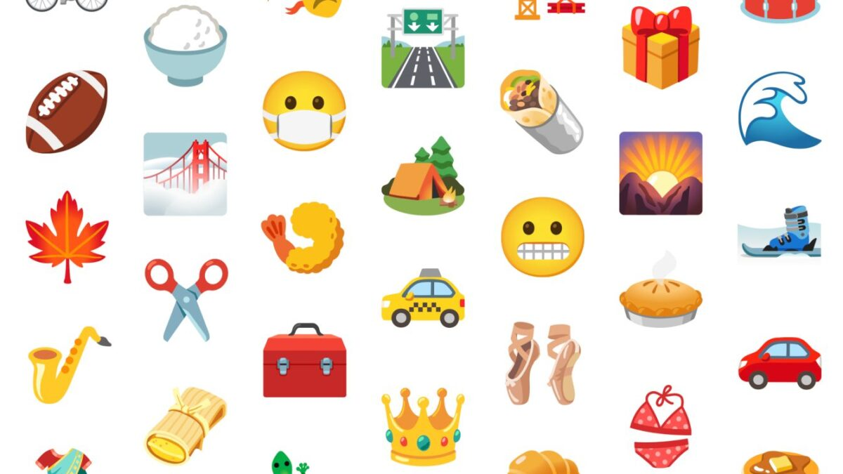 Google To Roll Over 900 Redesigned Emojis Soon